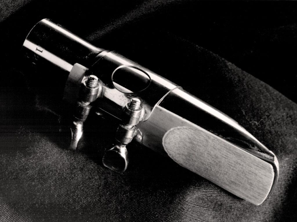Mundstück Saxophon